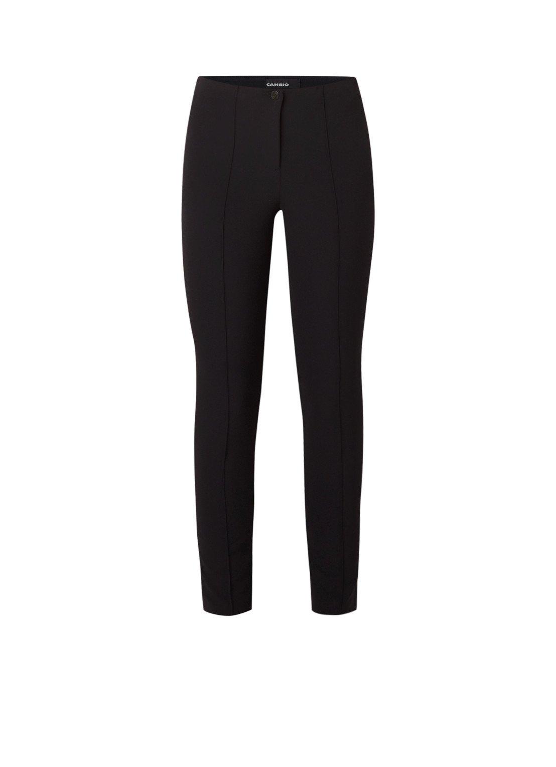 Skinny Persplooi High Rise Pantalon Fit Met Claudia Sträter Cropped Ygyb76vIfm