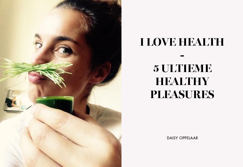 Healthy pleasuers