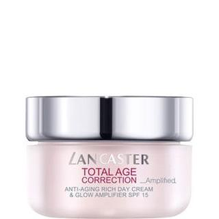 Total Age Correction Amplified Total Age Correction Amplified Anti-aging Rich Day Cream & Glow Amplifier Spf 15 - 50 ML