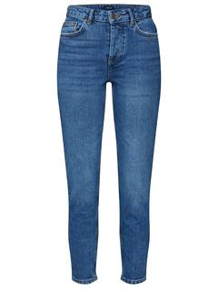 Jeans 'PCCARA SLIM MW CR MB224- BA/NOOS'