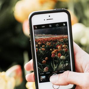 apps voor in de natuur