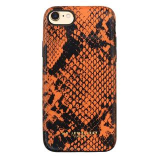 Case Snakeprint Orange