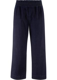 Dames stretchjeans in blauw