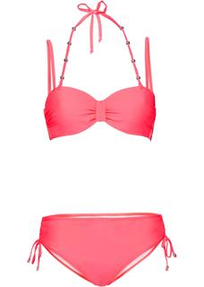 Dames beugelbikini (2-dlg. set) in rood