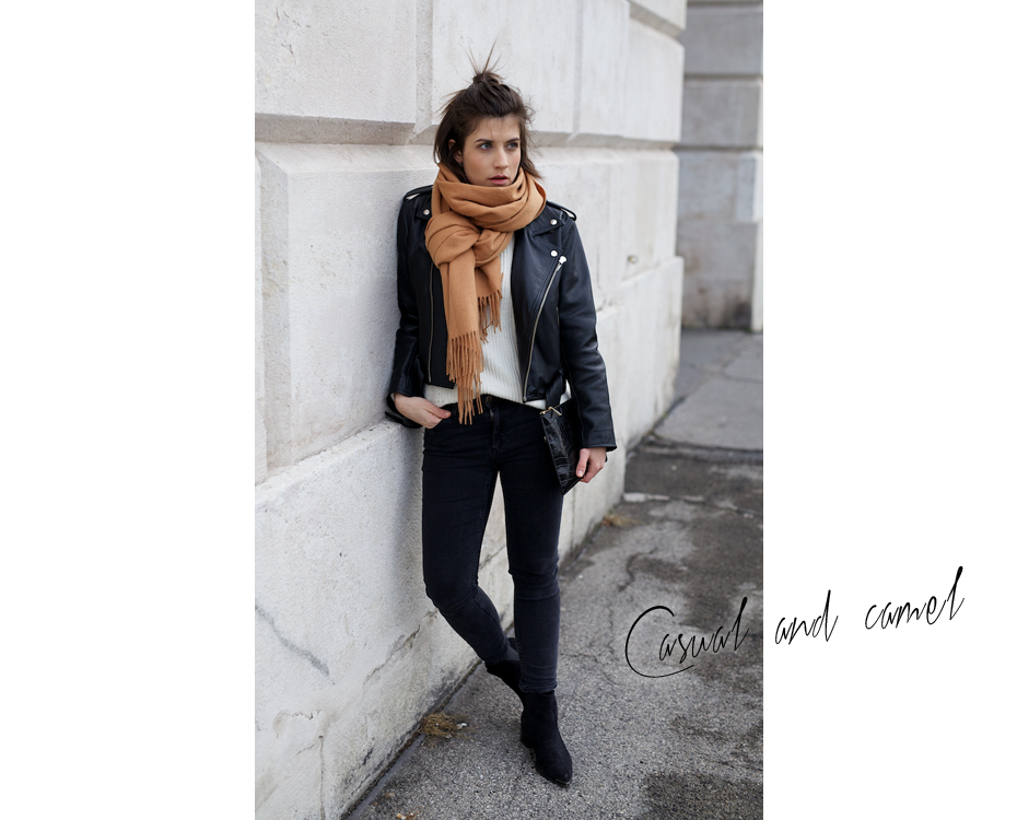 casual and camel