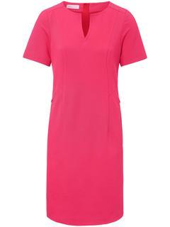 Jerseyjurk met korte mouwen roze