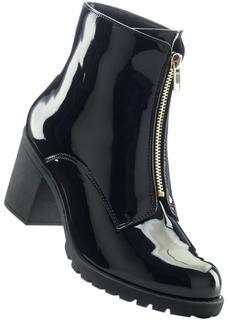 Dames laarzen in zwart