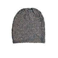 Maya Mutsen Sequins Knitted Hat Groen