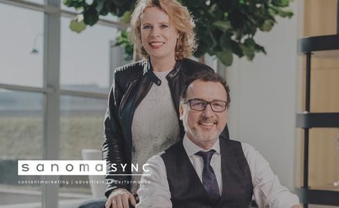 Sanoma introduceert Sanoma SYNC