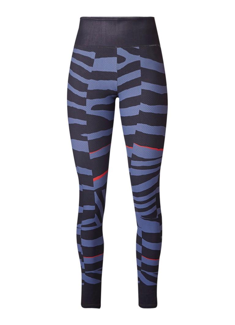 Adidas Miracolo Scolpire Gambali Sportivi Con Stampa Zebra