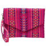 Sacha Aztec enveloptas roze