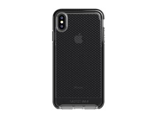 Evo Check Backcover voor iPhone Xs Max - Zwart