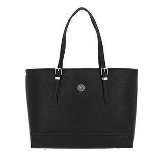 Tote - Honey Medium Tote Black in zwart voor dames - Gr. Medium