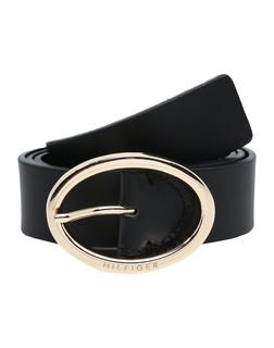 Riem 'Oval buckle belt 3.5'