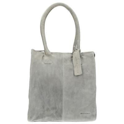 Micmacbags shopper Tennessee light grey Lage Prijs Goedkoop Online XhrpepEM