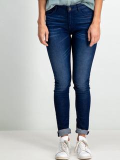 Dames Skinny Jeans blauw