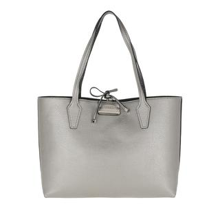 8d9161dac25 Tote - Bobbi Inside Out Tote Pewter/Logo in zilver voor dames
