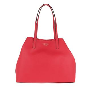 Tote - Vikky Large Tote Red in rood voor dames - Gr. Large