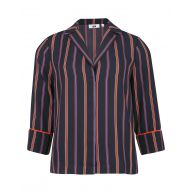 Dames striped blouse