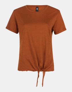 Eksept Super T-shirt Strepen Bruin