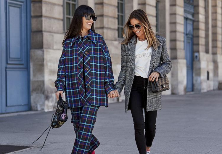 Winterjas 2019 Trend Dames.Jassen 2019 Alle Trends Van De Lente Op Een Rij Fashionchick