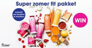 Zomer fit pakket van Naturalicious