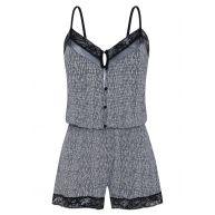 OYSHO Pyjama black