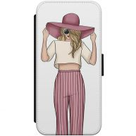 iPhone 7/8 flipcase - Summer girl