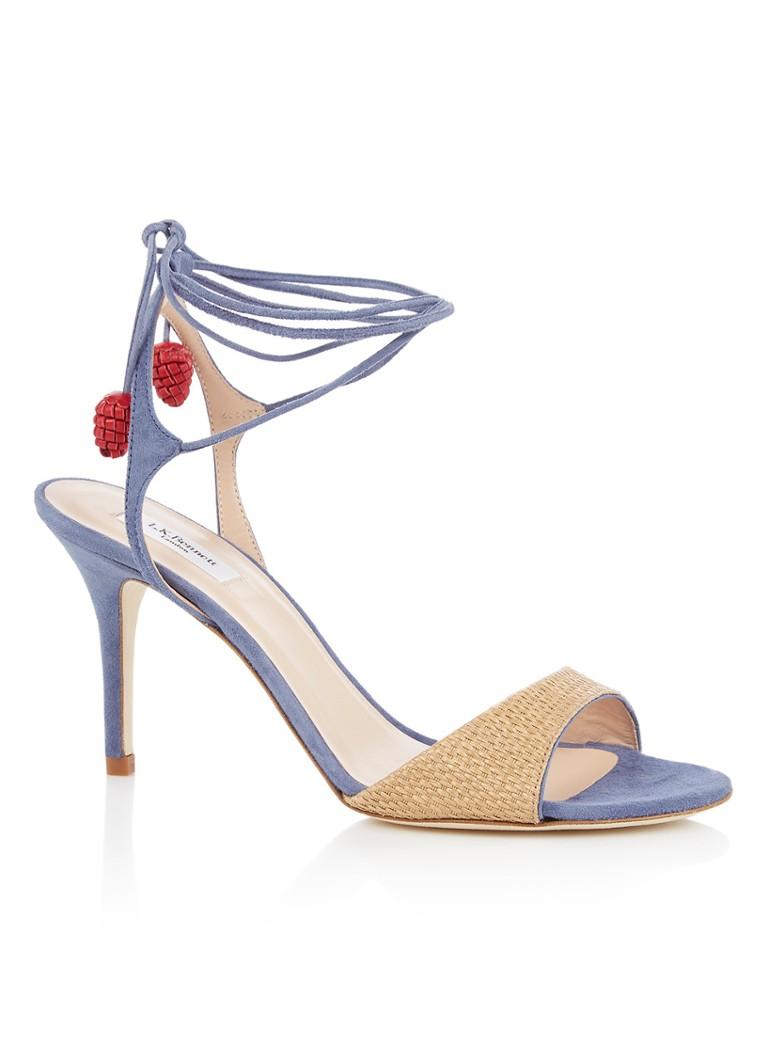 Olivia sandalette met wikkelsluiting 2018 Nieuwe DGMcNMGF