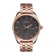 Nixon Bullet Rose Gold horloge A4182046