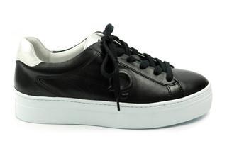 A6631 sneaker zwart