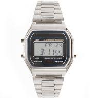 Vintage Watch Silver