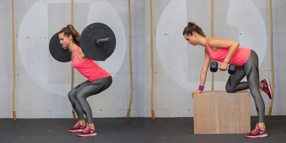 training spieren