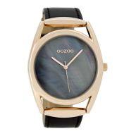 OOZOO Timepieces Zwart horloge C9169 (42 mm)