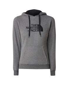 Drew Peak hoodie met logoborduring