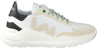 Witte Lage Sneakers Vegan