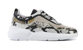 Sneakers Dames (Beige)