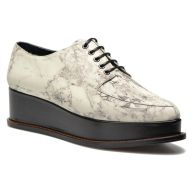 Veterschoenen Marble Leather Eleanora Platform by Opening Ceremony