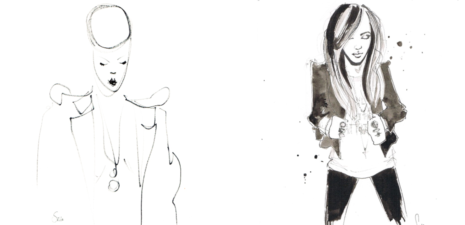 Sella Molenaar tekening