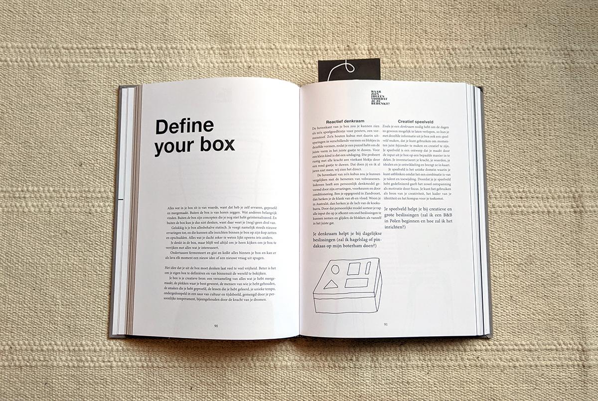 playmode creativiteit boek