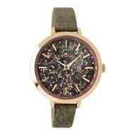 OOZOO Timepieces Zilver horloge C9148 (38 mm)