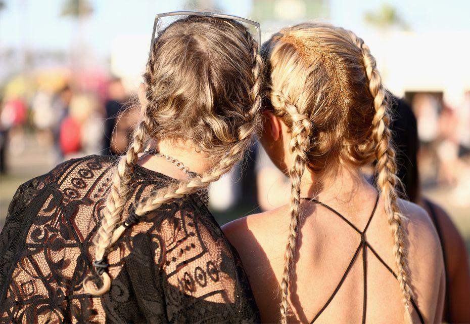 Festival kapsels