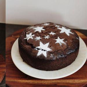 decorate a cake