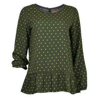 blouse 18211515 EdelindeL thyme - Groen