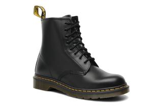 1460 black smooth boots zwart