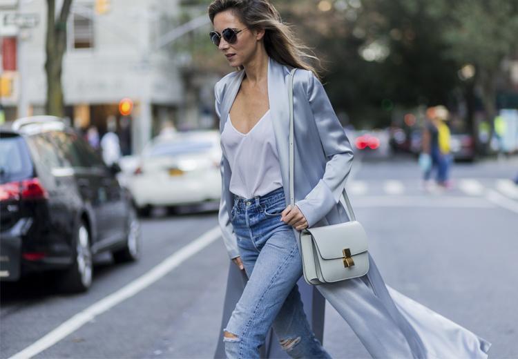 Zo zorg je dat je ripped jeans niet verder scheurt