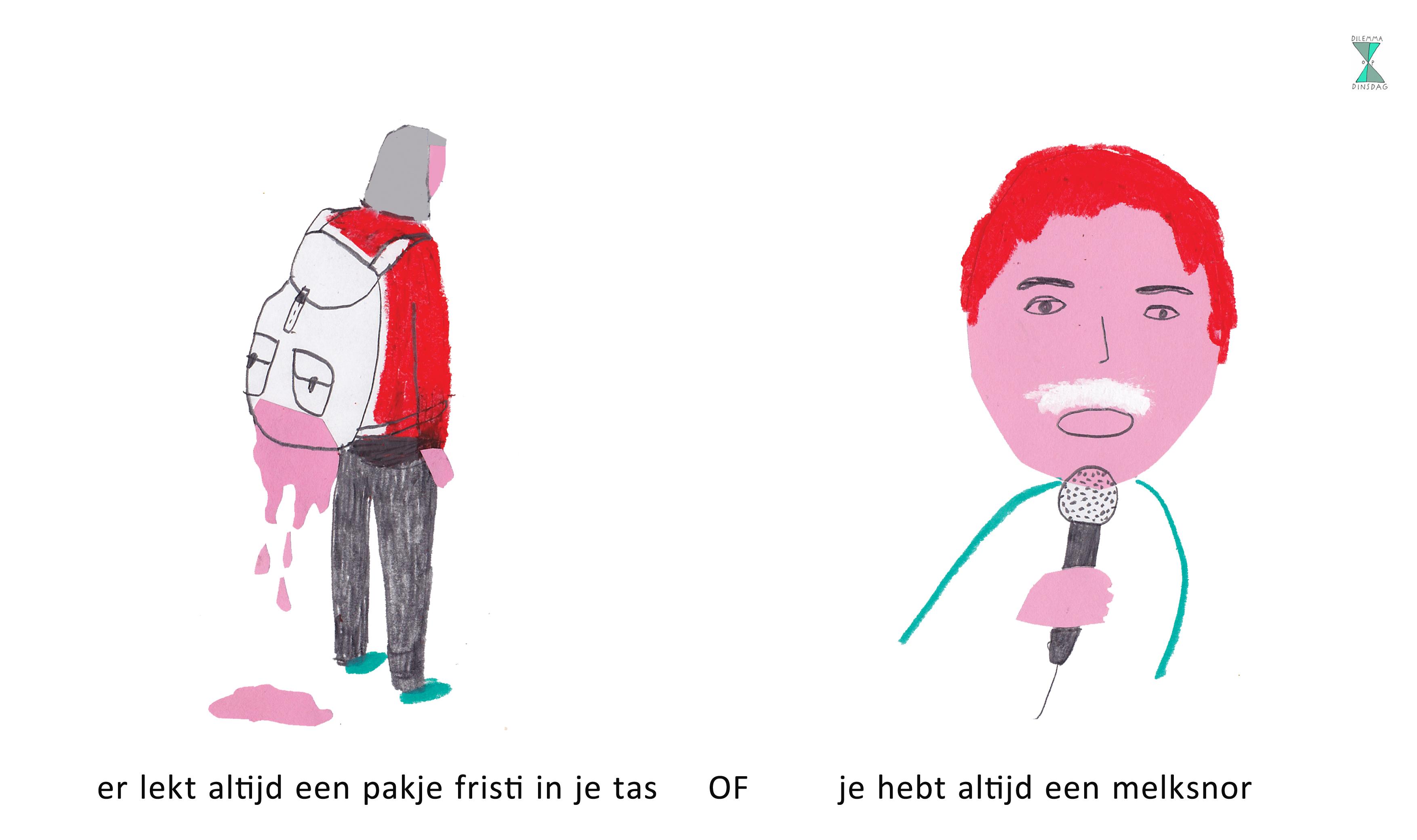 Dilemma op dinsdag: je moet kiezen - Flow Magazine NL
