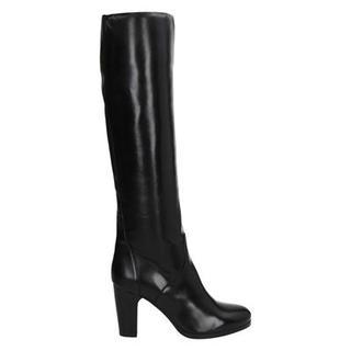 hoge laarzen zwart