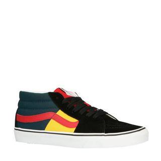 SK8-Mid sneakers zwart/multi