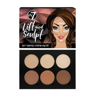 Lift and Sculpt Palette